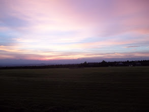 Photo: západ slunce