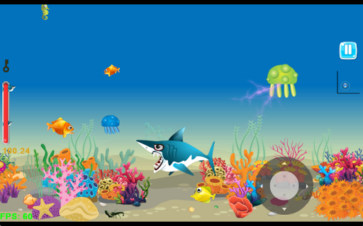 Shark Journey - Feed and Grow Fish Game filehippodl screenshot 16