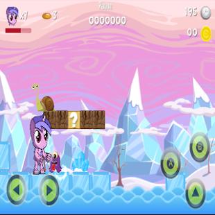 Pony Games - náhled