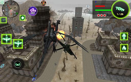 Dragon Robot 2 apktreat screenshots 2