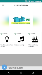 1LINKRADIO.COM- screenshot thumbnail