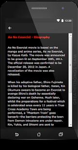 Ao no Exorcist Songs & Lyrics, Current. - náhled