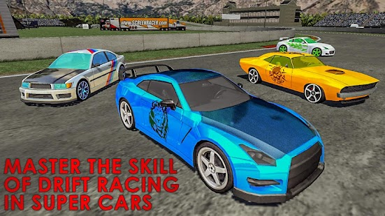 Real Max Drift Car: Drifting Game Nitro Max Nation - náhled