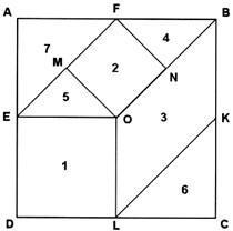 Пифагорова головоломка