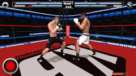 Kickboxing Fighting - RTC- screenshot thumbnail