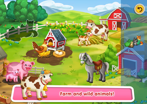 Preschool games for kids - Educational puzzles android2mod screenshots 9