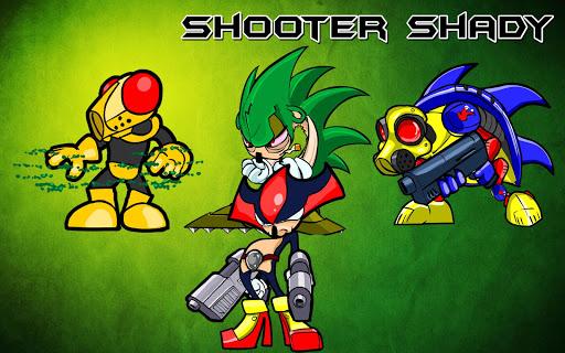 Shooter Shady - Shoot 'em up