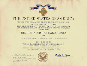 Photo: Distinguished Flying Cross