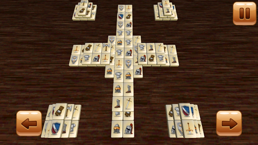Knights And Tiles Solitaire 3D