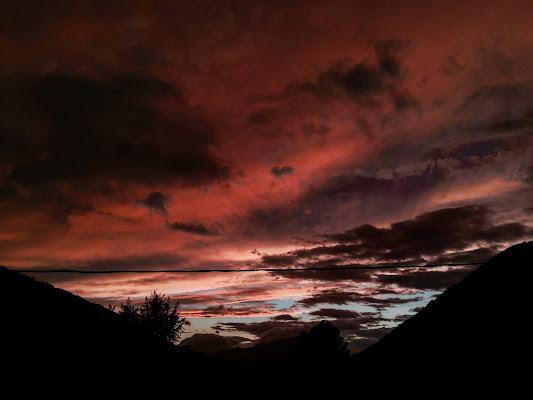 """""""Rosso di sera.."""" di Angel_francisco"""