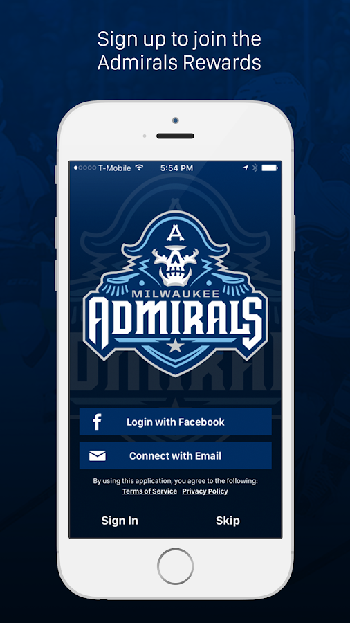 Milwaukee Admirals- screenshot