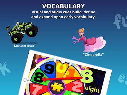 Wonster Words: ABC Phonics Spelling Games for Kids 5