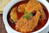 Chettinad Fish Curry