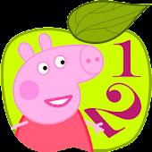 Peppa Learning mini-games