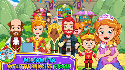 My Little Princess: Stores. Girls Shopping Dressup 1.16 mylittleprincess.stores.free apkmod.id 1