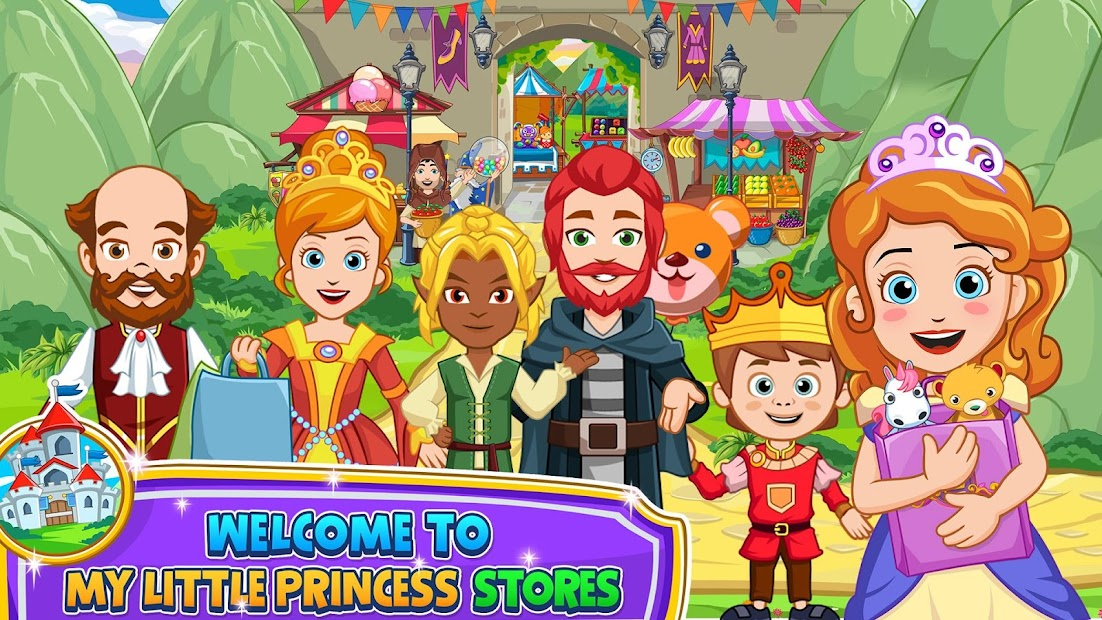 My Little Princess : Stores FREE Android App Screenshot