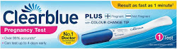 Clearblue Plus Pregnancy Test Kit