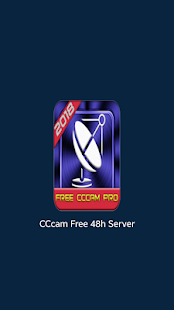 CCcam free 48h server - náhled
