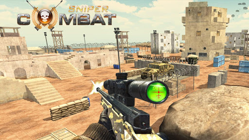 Screenshot for Sniper Combat in United States Play Store