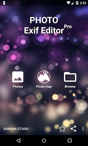 Photo Exif Editor Pro - Metadata Editor ss1