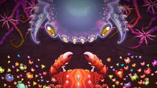 Crab War : Idle Swarm Evolution screenshot 1