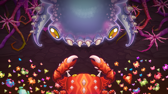Crab War 3.22.1 Apk + (Mod Unlimited Pearls) for Android 1