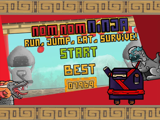 NomNom Ninja - Food Assassin