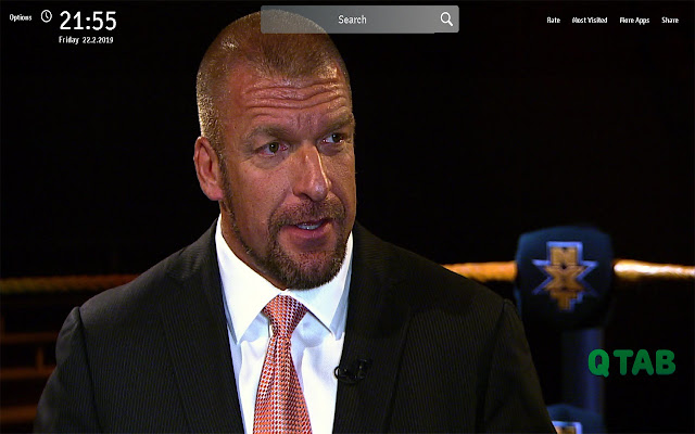 Triple H Wallpapers Triple H New Tab
