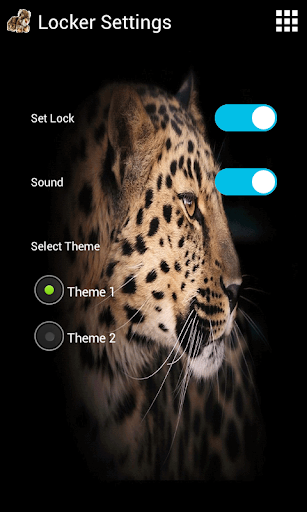 玩免費工具APP|下載豹紋拉鍊屏幕鎖定 app不用錢|硬是要APP
