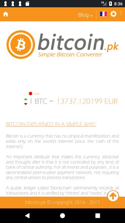 bitcoin euro converter