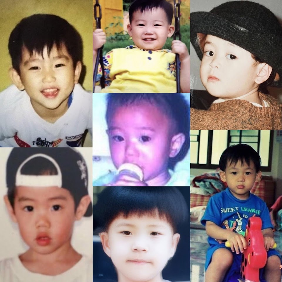 idol baby photos got7