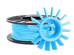 Light Blue PRO Series Tough PLA Filament - 2.85mm (1kg)