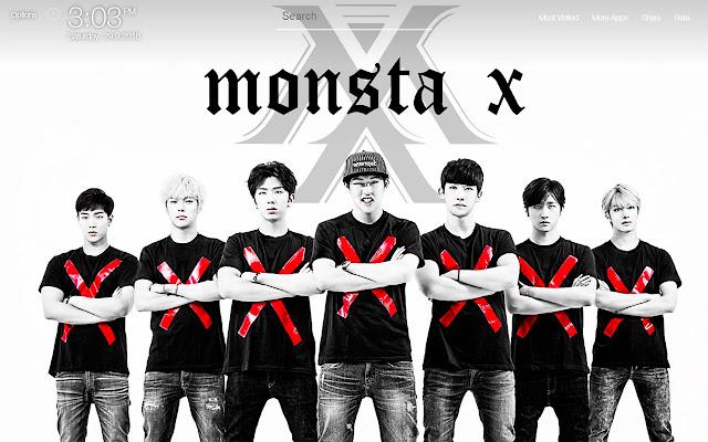 Monsta X Wallpapers Fullhd New Tab