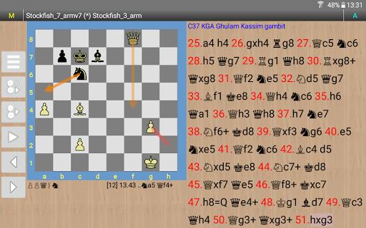 Chess Engines Play Analysis 0.7.9 screenshots 9