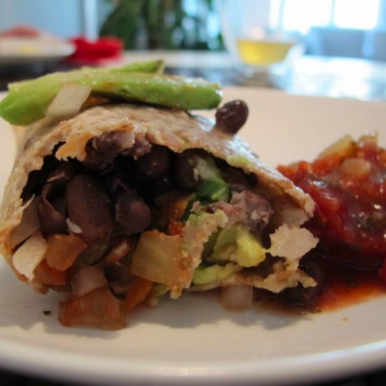 Food Babe's Fast Food Burrito
