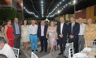 Cena-fiesta fin de campaña de Vicasol 2018