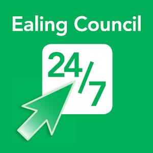 Ealing Council 24/7 app
