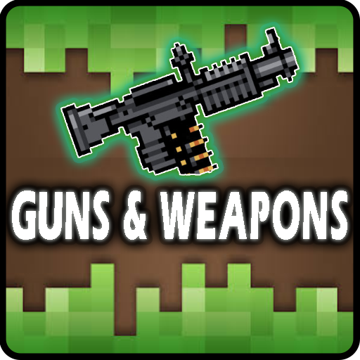 Weapon & Guns mod for minecraft