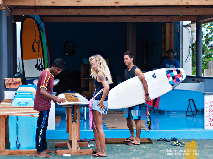 Arugam Bay Pottuvil Surfing Shop