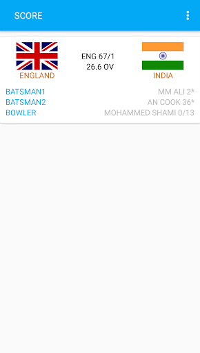 Real Score – Live Cricket Scores screenshot 9