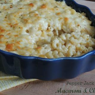 Pepper Jack Macaroni & Cheese Recipe