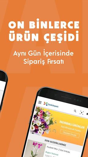 Cicek Sepeti screenshot 6
