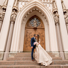 Wedding photographer Artem Bulkin (Nat-art). Photo of 08.09.2017