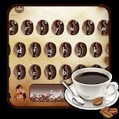 Tải Coffee Time Keyboard Theme APK