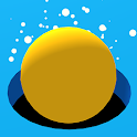 Black Hole 3D icon