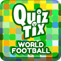 QuizTix: World Football Quiz & Soccer Trivia Game icon