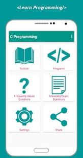 Basic C Programming Language - náhled