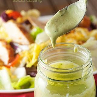 Southwestern Avocado Salad Dressing.