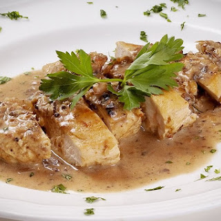 Steak Diane (or Chicken/Pork/Turkey Diane).