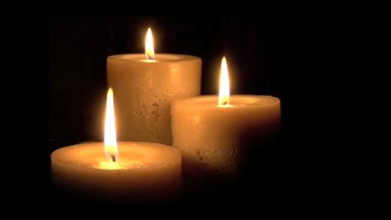 relaxační svíčka - náhled